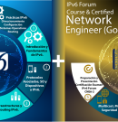 Curso IPv6 Forum Certified Network Engineer  Silver + Gold