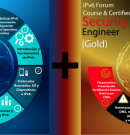"Course & Certified IPv6 Forum Security Engineer Silver + Gold ""CSE6"" – Junio 2018"