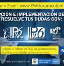 Seminario Adopción e Implementación de IPv6